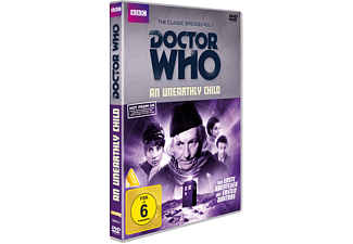 Doctor Who - An Unearthly Child - (DVD)