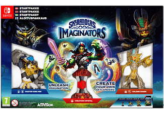 Skylanders Imaginators Startpaket Nintendo Switch