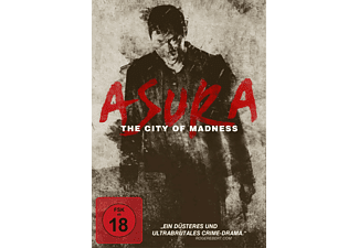 Asura - The City of Madness - (DVD)