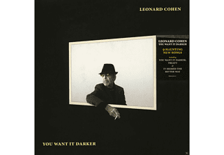 Leonard Cohen - You Want It Darker - (Vinyl)