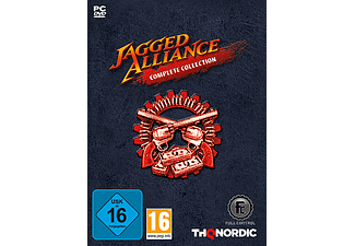 Jagged Alliance (Complete Collection) - PC