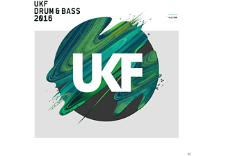 VARIOUS - UKF DRUM & BASS 2016 (LIMITED EDITION) - (Vinyl)