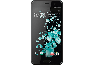 HTC U Play, Smartphone, 32 GB, 5.2 Zoll, Black Oil, LTE