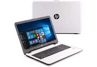 HP 15-AY113NV Intel Core i5-7200U / 4GB / 256GB White - (Z9E44EA)