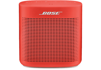 BOSE SoundLink Color Bluetoothhögtalare II - Röd