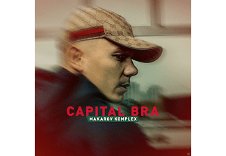 Capital Bra - Makarov Komplex - (CD)