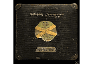 Brain Damage - Talk The Talk - (Vinyl)