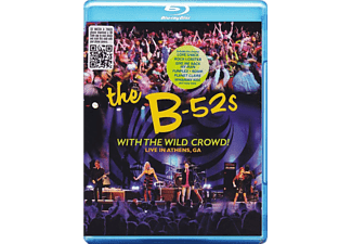 The B-52's - With The Wild Crowd! Live In Athens,Ga (Bluray) - (Blu-ray)