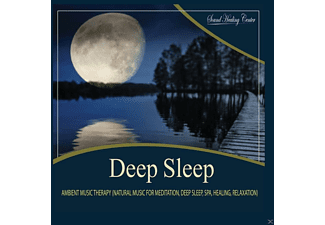 Sound Healing Center - Deep Sleep: Ambient Music Therapy - (CD)