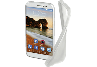 Crystal Bookcover ZTE Blade A910 Thermoplastisches Polyurethan Transparent