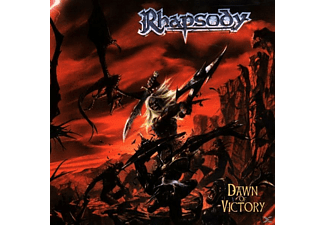 Rhapsody - Dawn Of Victory [CD]