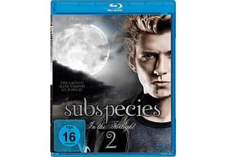 Subspecies 2-In The Twilight - (Blu-ray)
