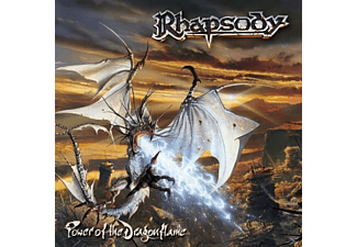 Rhapsody - Power Of The Dragonflame - (CD)