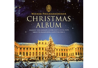 Wiener Philharmoniker - Christmas Album [CD]