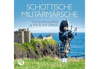 The Scots Guards - Schottische Militärmärsche - (CD)