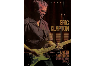 Eric With Special Guest Jj Cale Clapton - Live In San Diego - (Blu-ray)