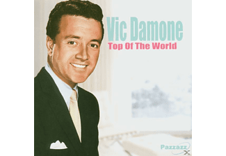 Vic Damone - Top Of The World - (CD)