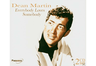 Dean Martin - Everybody Loves Somebody - (CD)