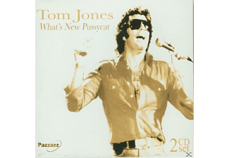 Tom Jones - WHAT S NEW PUSSYCAT - (CD)