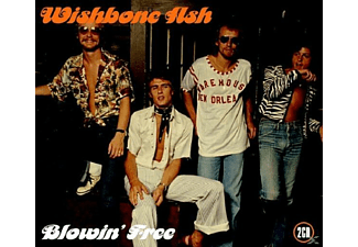Wishbone Ash - Blowin' Free - (CD)