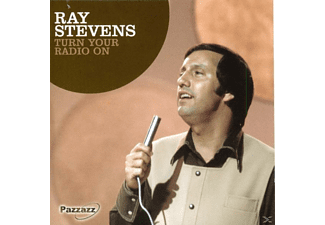 Ray Stevens - Turn Your Radio On - (CD)