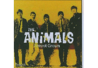 The Animals - Almost Grown - (CD)