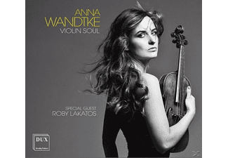 Wandtke,Anna/Lakatos,Roby/The New Art Ensemble/+ - Violin Soul-Werke für Violine - (CD)