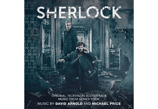 Michael Price - Sherlock 4 - (CD)