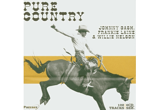 VARIOUS - Pure Country-6 CD - (CD)