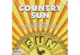 VARIOUS - Country Sun-Sun Rec.Collectio - (CD)
