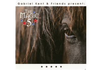 Gabriel & Friends Kent - The Magic 5 - (CD)
