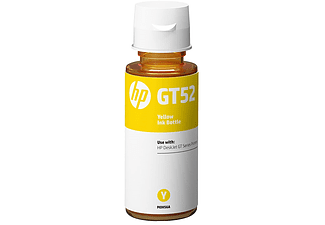 HP GT52 Yellow Original Ink Bottle - (M0H56AE)