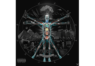 Prodigy Of Mobb Deep - Hegelian Dialectic (The Book of Revelation) - (CD)