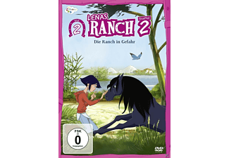 Lenas Ranch - Die Ranch in Gefahr - Staffel 2 - Vol. 2 - (DVD)