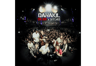 Danakil - On Air A La Cigale (Live) - (CD)