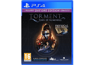 Torment: Tides of Numernera PS4