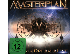 Masterplan - Keep Your Dream Alive (Cd + Dvd) - (CD + DVD Video)