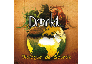 Danakil - Dialogue De Sourds - (CD)