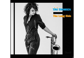Tini Thomsen - The Long Ride - (CD)