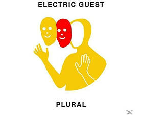 Electric Guest - Plural - (CD)