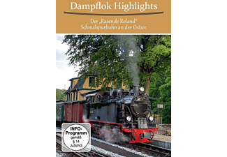 Dampf Highlights-Der Rasende Roland - (DVD)