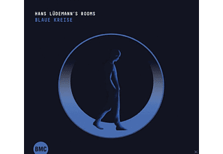 Hans Lüdemann's Rooms - Blaue Kreise - (CD)