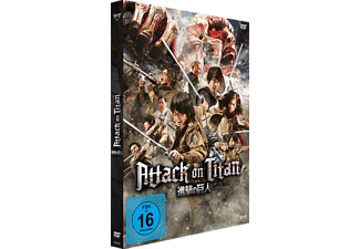 Attack on Titan - Film 1 - (DVD)