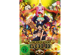 One Piece Movie Gold - Film 12 - (DVD)