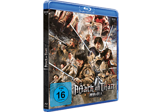 Attack on Titan - Film 1 - (Blu-ray)