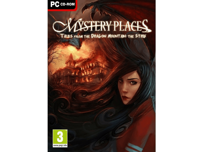 Mystery Places: Tales From Dragon Mountain - The Strix gaming games pc games