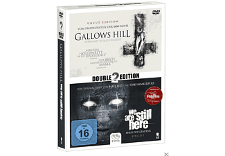 Double 2 - Gallows Hill & We are still here - (DVD)
