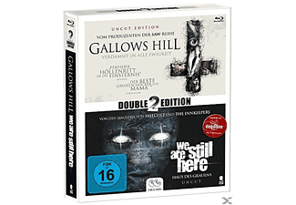 Double 2 - Gallows Hill & We are still here - (Blu-ray)