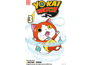Yo-Kai Watch - Band 3