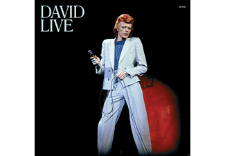 David Bowie - David Live-2005 Mix (Remastered Version) - (Vinyl)